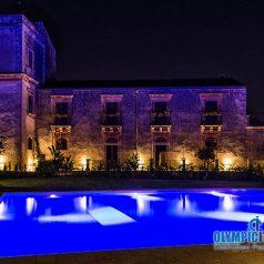 Costruzione Piscina Hotel Luxury Borgo Del Carato Trapani