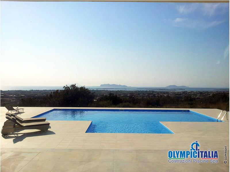 Costruzione piscina marsala offerte piscine trapani for Offerte piscine